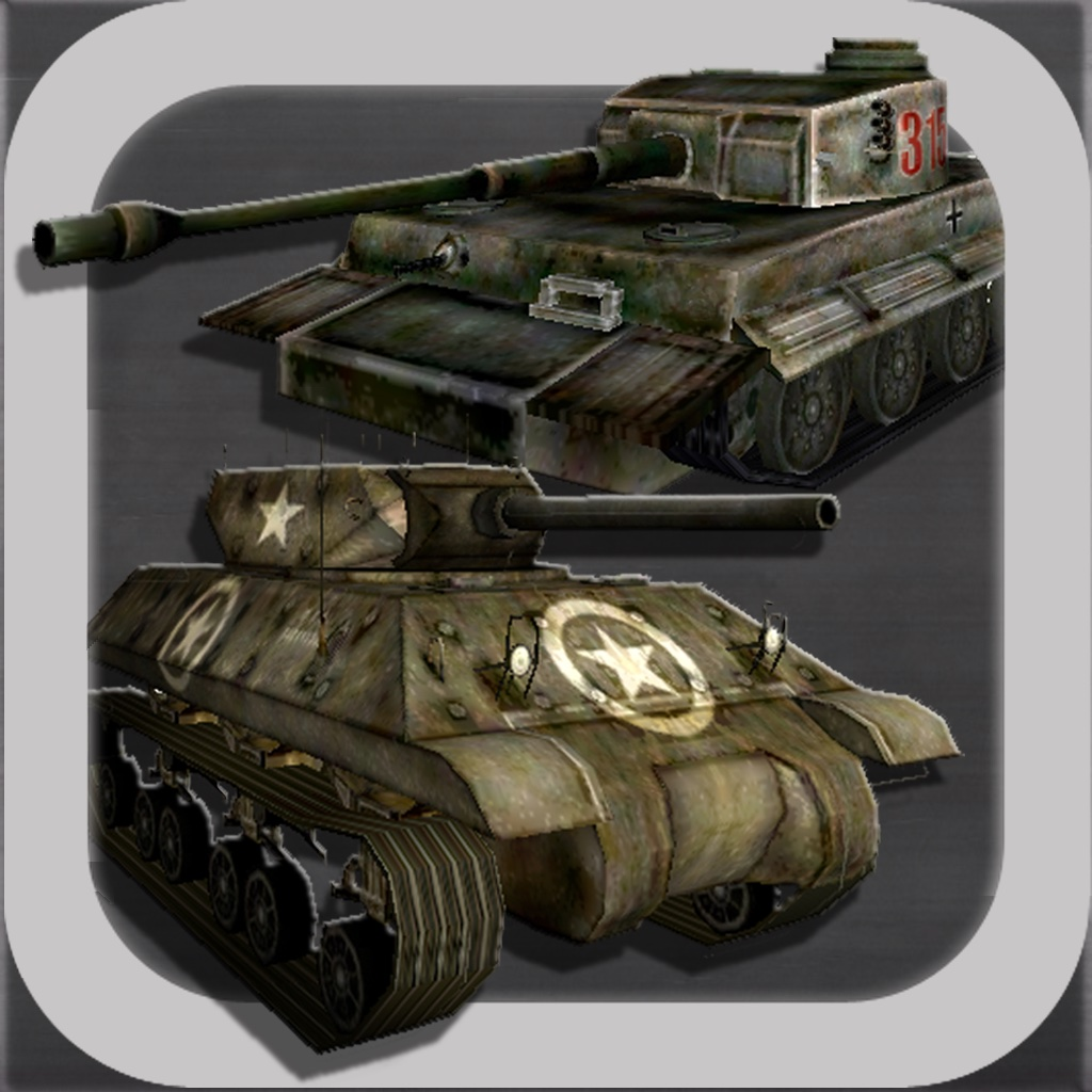 Tank Builder 3D Pro - Design, Drive, and Shoot WWII Tanks