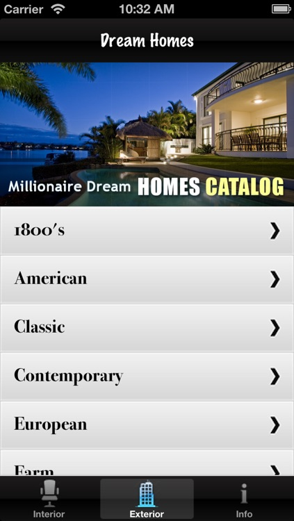 Millionaire Dream Homes screenshot-1
