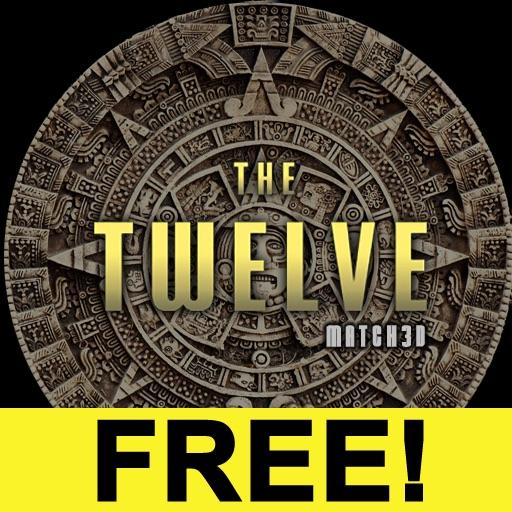 The Twelve - Match 3D FREE!