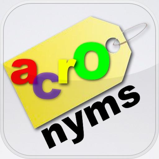 eBay Acronym Decoder