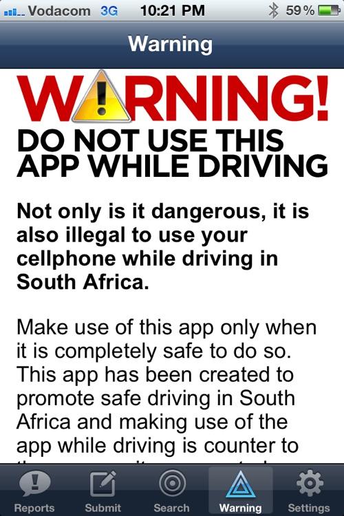 Bad Driving SA screenshot-4