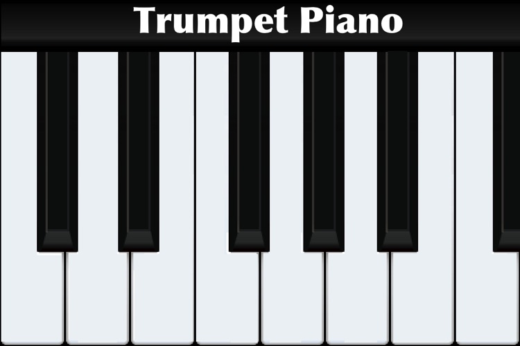 Toy Trumpet Piano
