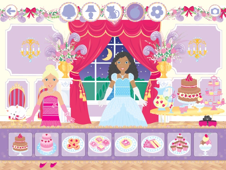 Usborne Sticker Dolly Princesses screenshot-4