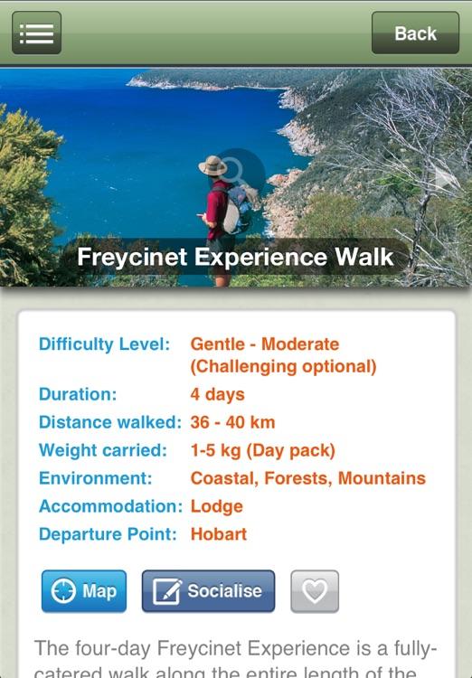 Tasmania Eco Travel Guide screenshot-3