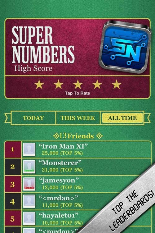 Super Numbers screenshot-3