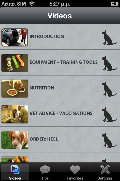 Dog Training Videos screenshot-0