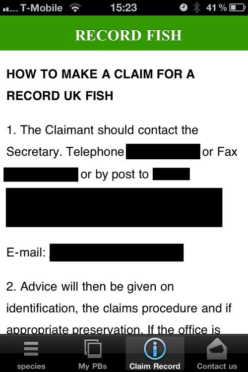 Fish Records screenshot-3