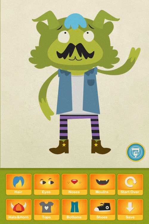 Dibu's Monster Maker Lite screenshot-4