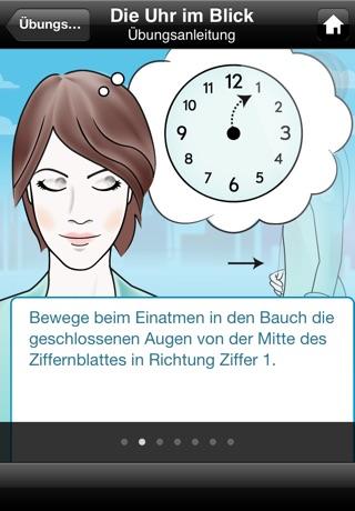Eye Refresh - Mein Augentraining Screenshot on iOS