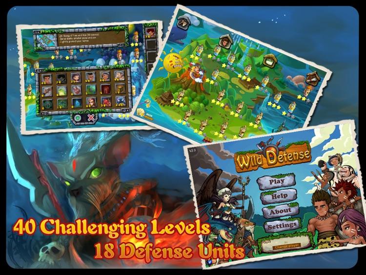 Wild Defense HD