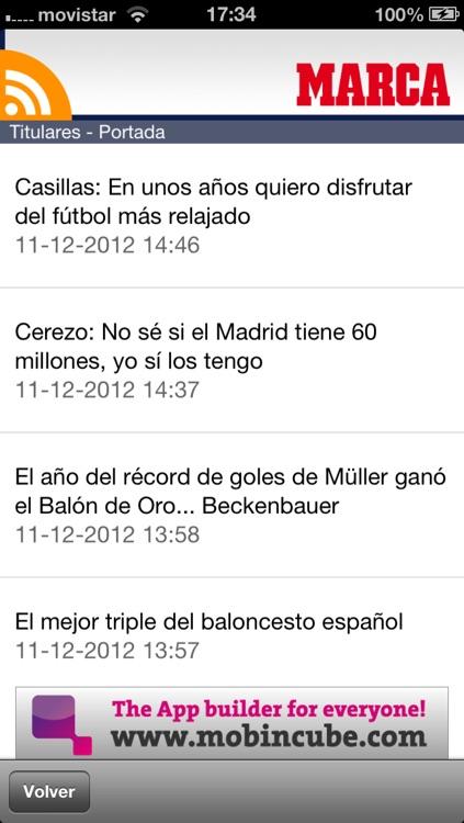 Prensa Española screenshot-4