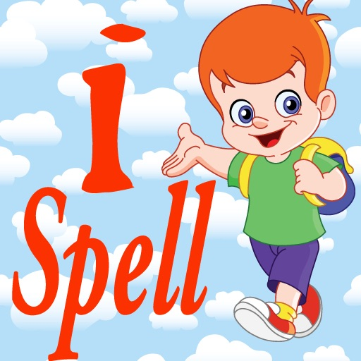 iSpell - Learn to spell common sight words