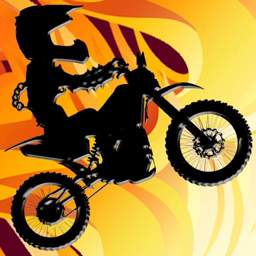 Ghost Dirt Bike Rider - Cool new motorbike racing game iOS App