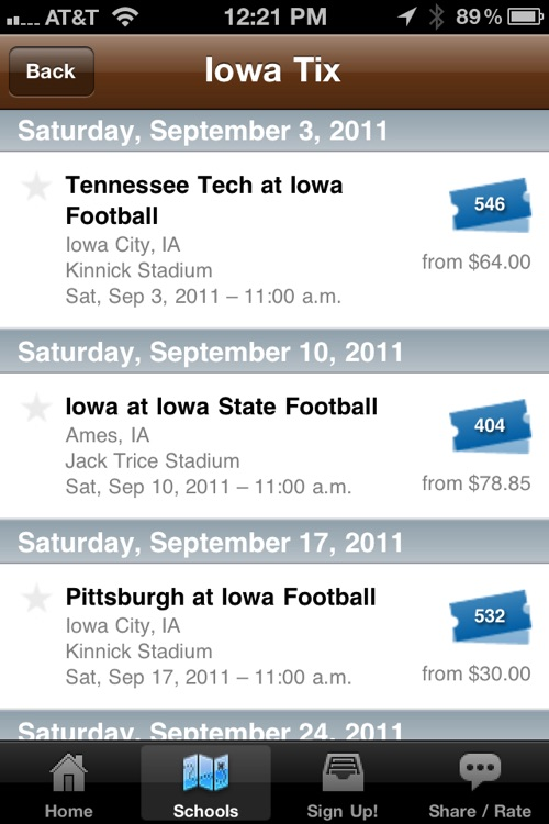 Big 10 Road Trip screenshot-2