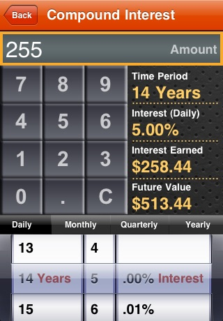 9 in 1 Financial Calculator Suite screenshot-4