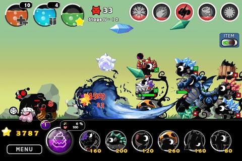 Defen-G Astro - POP screenshot-4