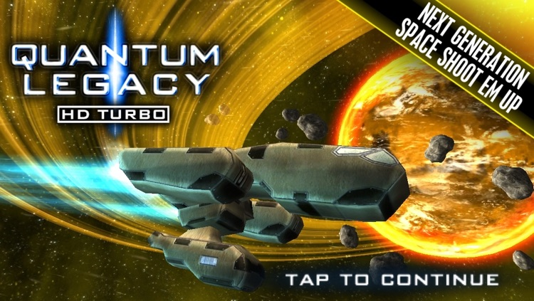 Quantum Legacy HD Turbo screenshot-0