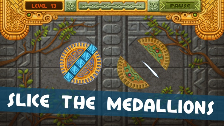 Mayan Slice screenshot-1