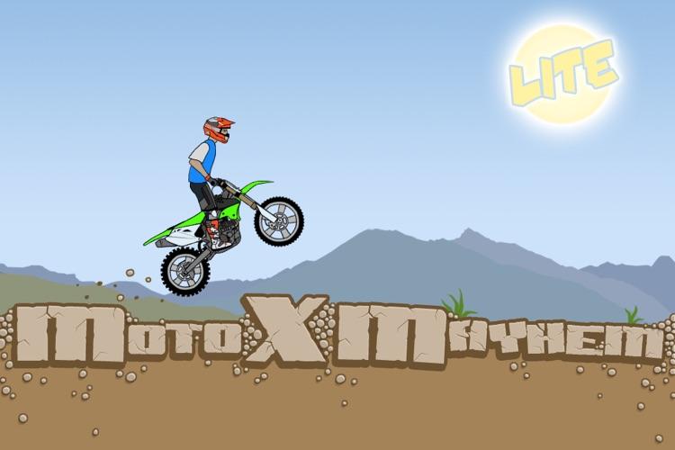 Moto X Mayhem Lite