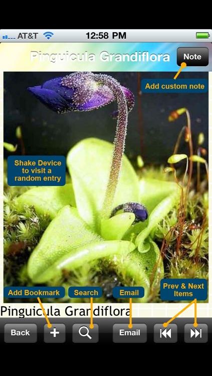 Carnivorous Plants Encyclopedia screenshot-4