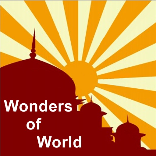 50 Wonders of World for iPad