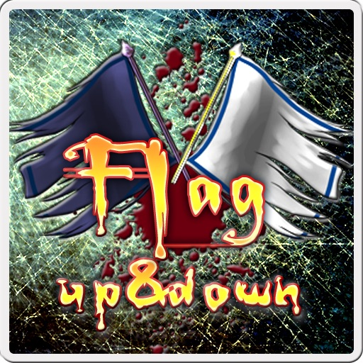 Flag Up & Down - for iPad