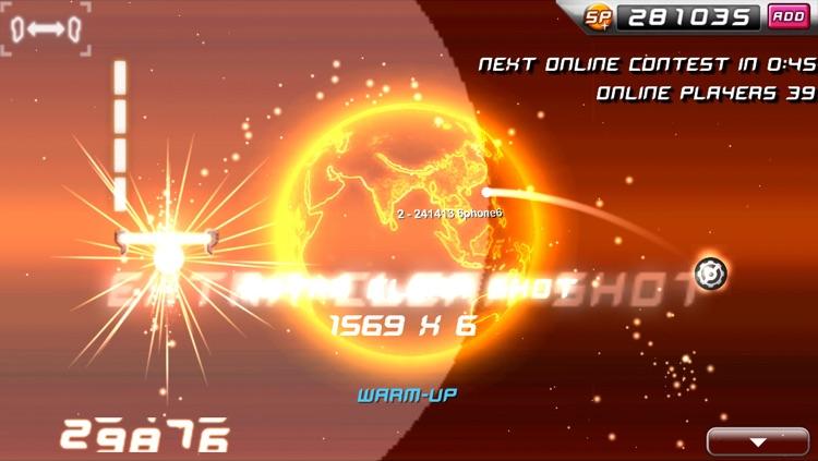 StarDunk Gold - Online Basketball in Space screenshot-3