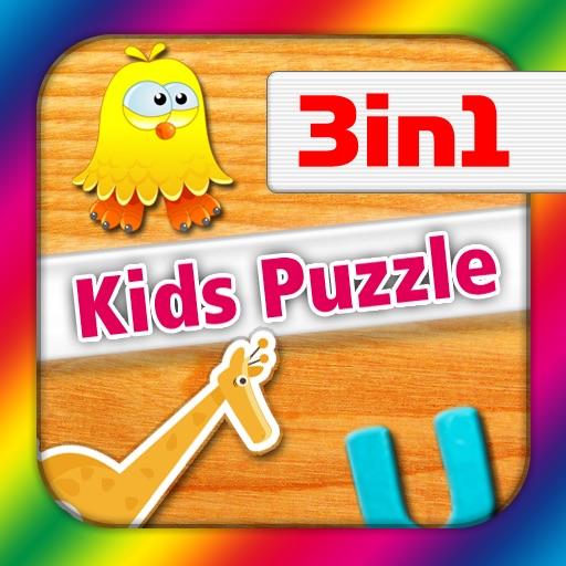 Beautiful Kids Puzzles