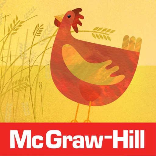 Little Red Hen - Interactive Reader