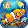 魚のための幸せな水族館