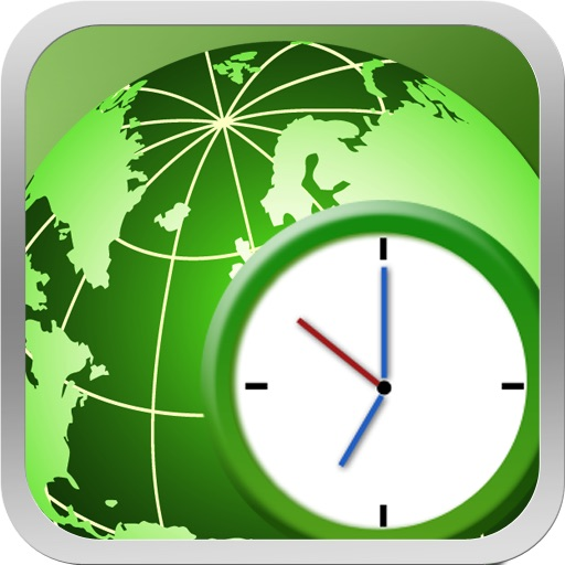 Clock Zone Pro icon