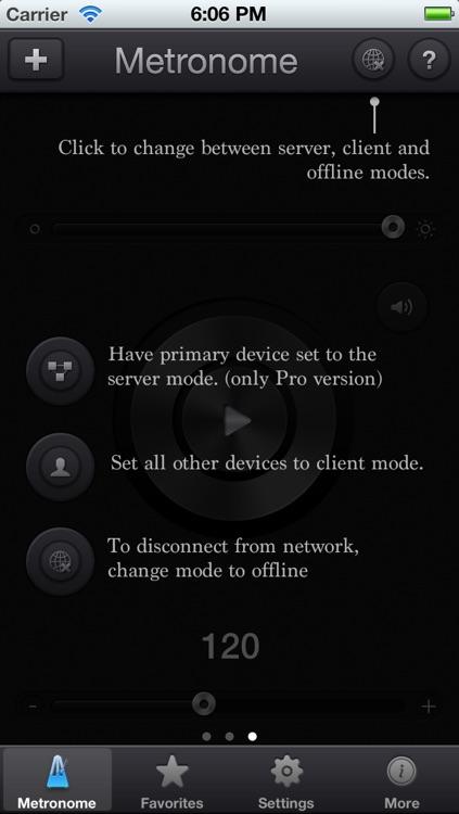 Visual Metronome Pro screenshot-4