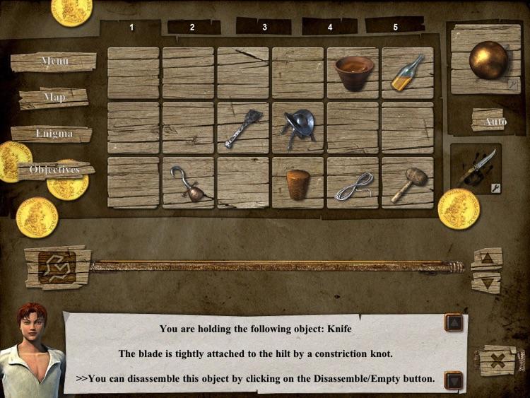 Destination: Treasure Island HD screenshot-4