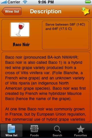 Wine Genius - the world of wine & food pairings around you