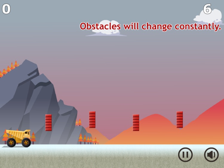 Truck Rush HD Free screenshot-0