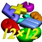 Tаблица умножения 12×12 icon