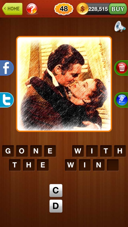 Let´s Guess Movie ™ reveal what is the movies from picture word quiz game screenshot-3