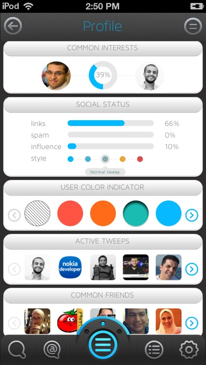 Neatly - The smart twitter client for iPhone