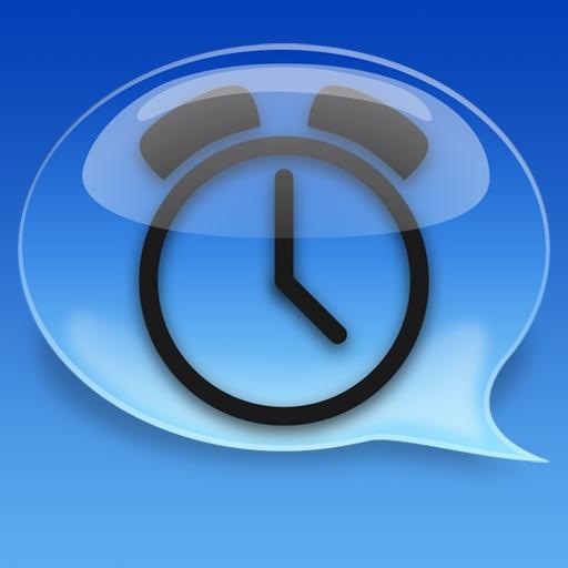 Alarm Simply - 7 Day Speaking & Music Alarm clock