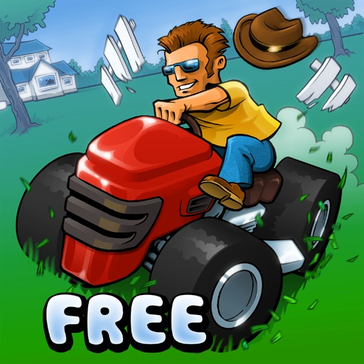 Mower Ride Free