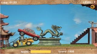 Скриншот №2 к Rusty Car Adventures  Extreme Racing All Over The World!