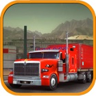 18 Wheels Truck Driver 3D icon