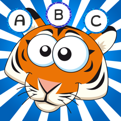 ABC savannah learning games for children: Word spelling with safari animals for kindergarten and pre...