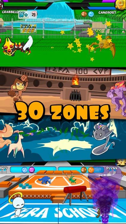 Terapets - Discover Battle Monster screenshot-4