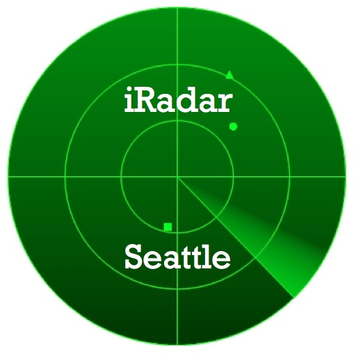 iRadar Seattle icon