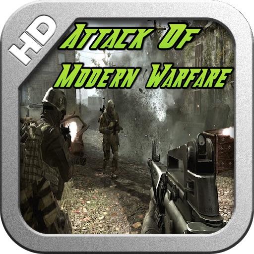 Attack Of Modern Warfare