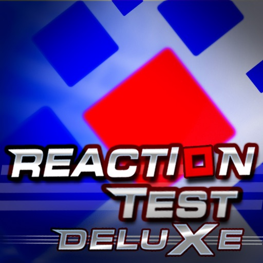 REACTION TEST DELUXE icon