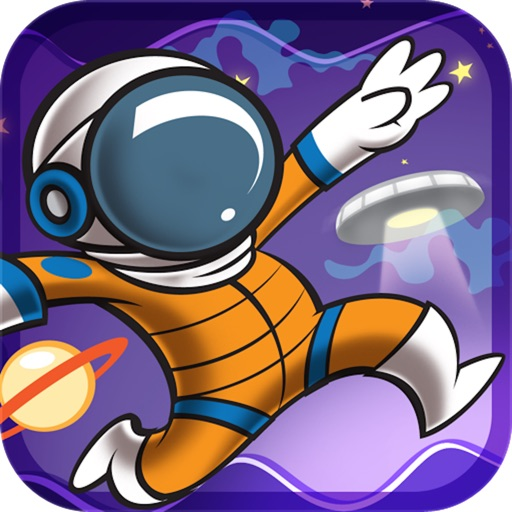 Bouncy Astronaut Lite icon
