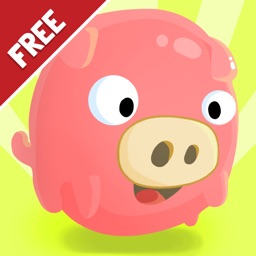Bouncy Piggies Jump - Cool Jumping Piggy Game For Kids FREE