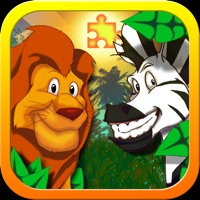 Codes for Jigsaw Zoo Animal Puzzle - Free Animated Puzzles for Kids with Funny Cartoon Animals! Hack